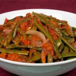 Green-Beans-in-Olive-oil