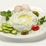 Labneh (Lebanese Cream Cheese)