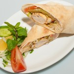 sandwich Shish-Taouk