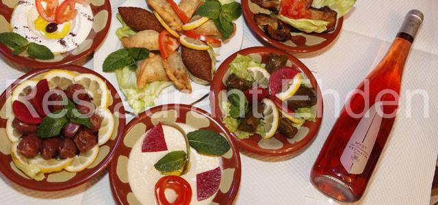 spécialites libanaises sur place et à emporter
